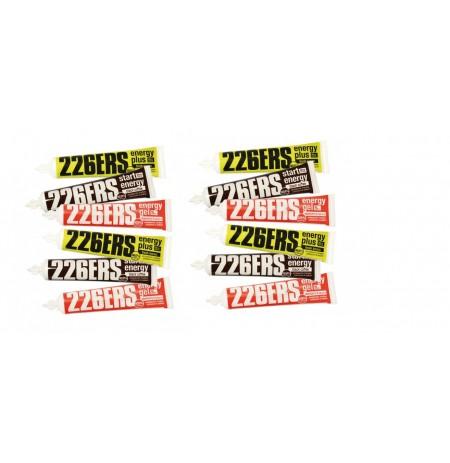 PACK 226ERS 12 GELES ENERGÉTICOS SURTIDOS DE 40g