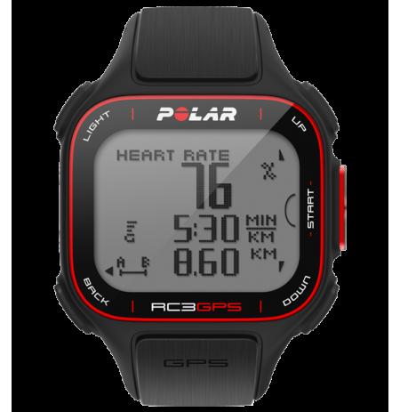 RC3 GPS Pulsómetro de entrenamiento con GPS integrado