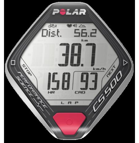 CS500+ Pulsómetro de entrenamiento RCX5 para ciclismo